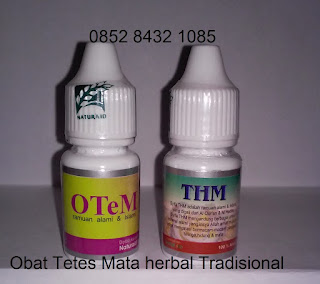 Obat herbal tetes mata minus & rabun Otem Thm alami tradisional