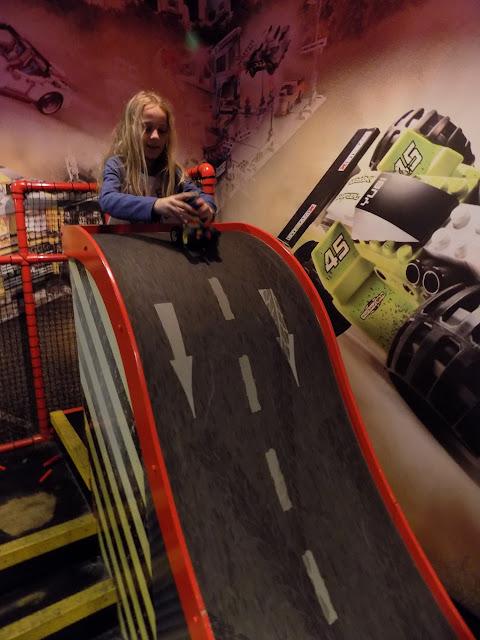 Legoland Discovery Centre, Lego, Lego Build and Test