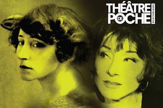 Théâtre : Colette & l'Amour, cabaret littéraire conçu et animé par Philippe Tesson - Avec Judith Magre, Elisabeth Quin - Théâtre de Poche Montparnasse