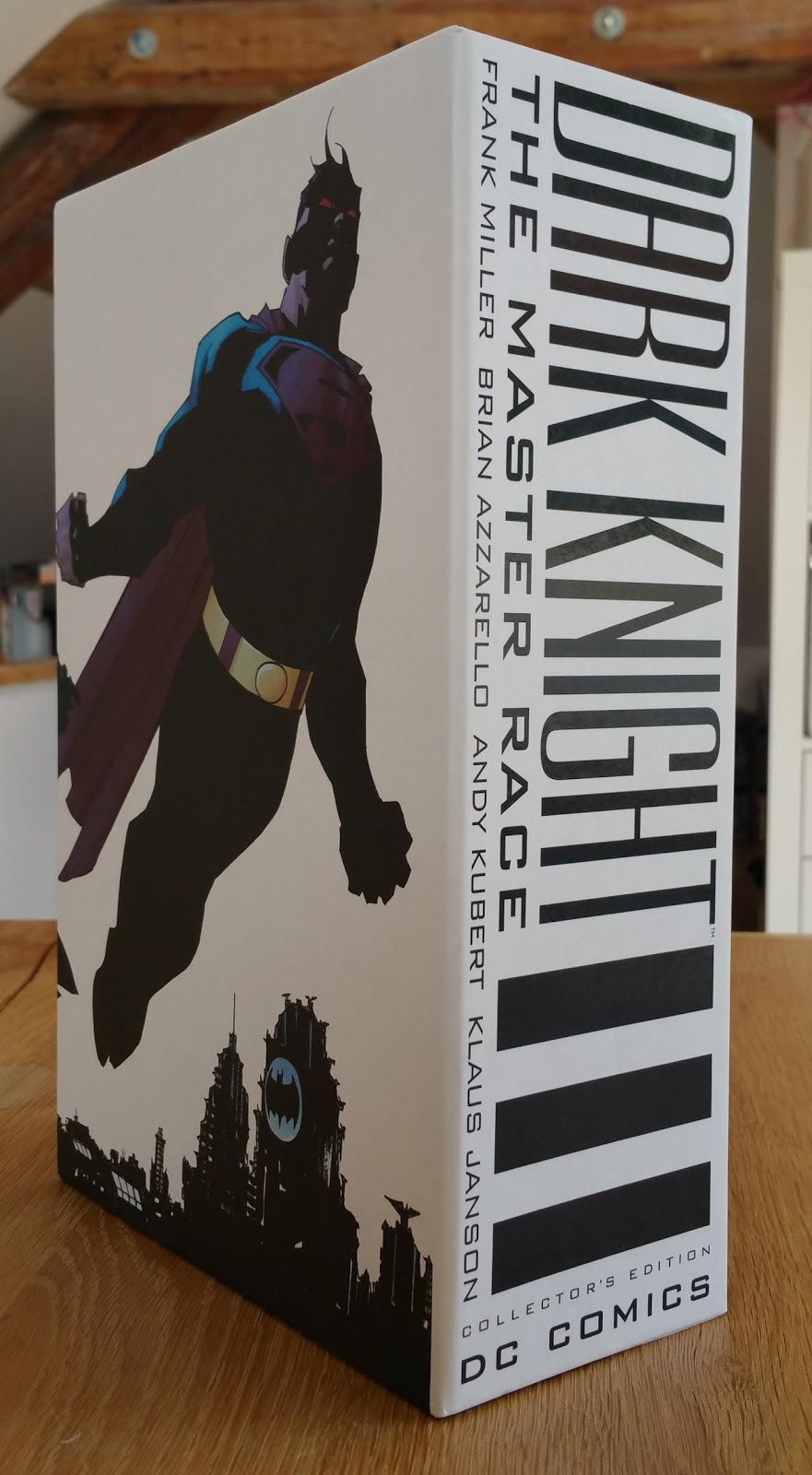 25a6fc8b25b44 Top 10 Punto Medio Noticias   Batman Dark Knight Iii The Master Race ...