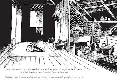 "Cómic: Reseña de ""Kampung Boy"" de Lat - Dibbuks"