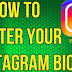 How to Centralize Your Bio on Instagram