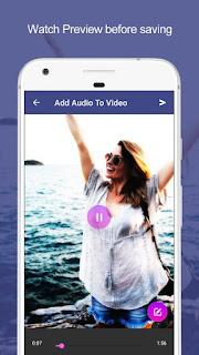 Add Audio to Video Editor v1.3 Full APK