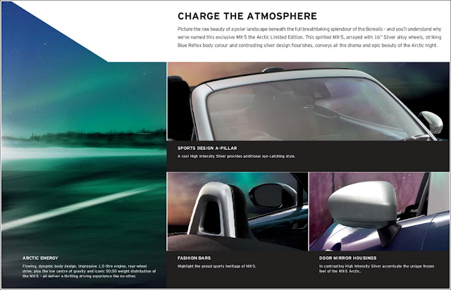 Mazda MX-5 Arctic