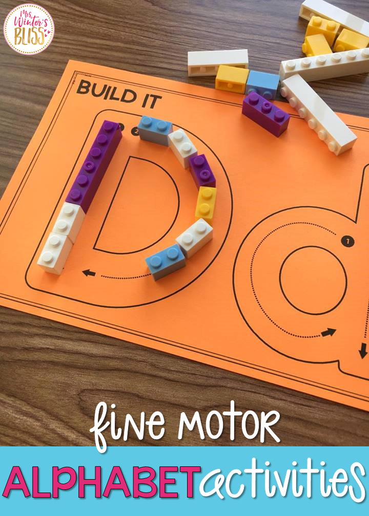 A Teacher S Guide To Fine Motor Skills For Young Learners Mrs
