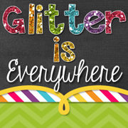 Glitter is Everywhere