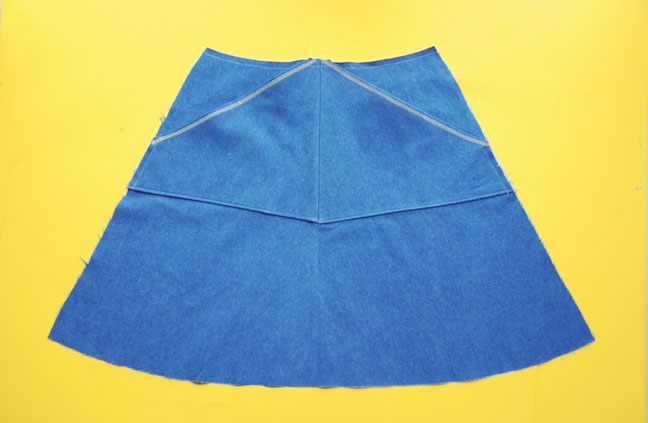 Miette skirt sewalong - Tilly and the Buttons