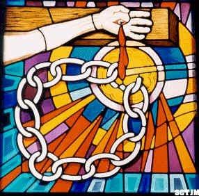 racion para sellarse y protegerse con la Sangre de Cristo