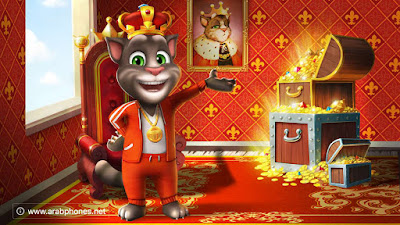 لعبة القط الناطق My Talking Tom: