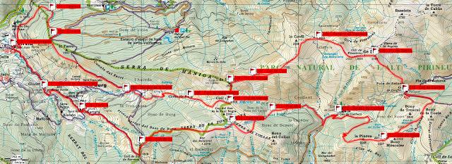 Mapa marató