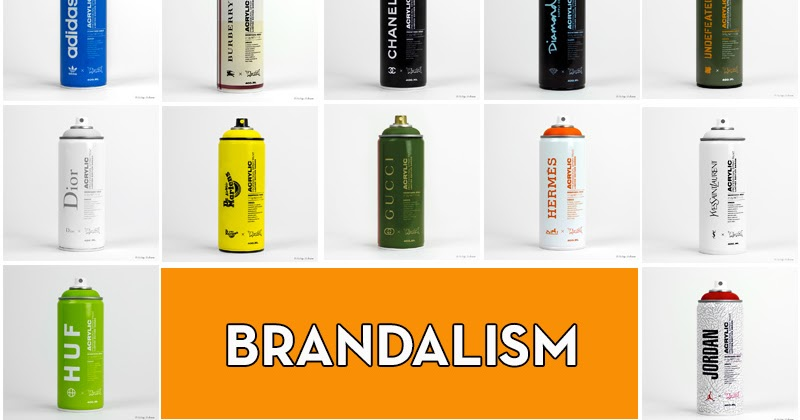 If It's Hip, It's Here (Archives): Brandalism. Fashion ...
