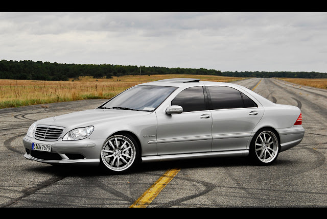 Mercedes benz s600 w220 v12 benztuning for Mercedes benz s 600 amg