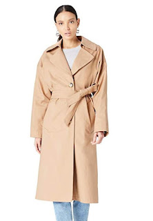 FIND Trench Lungo Oversize Donna