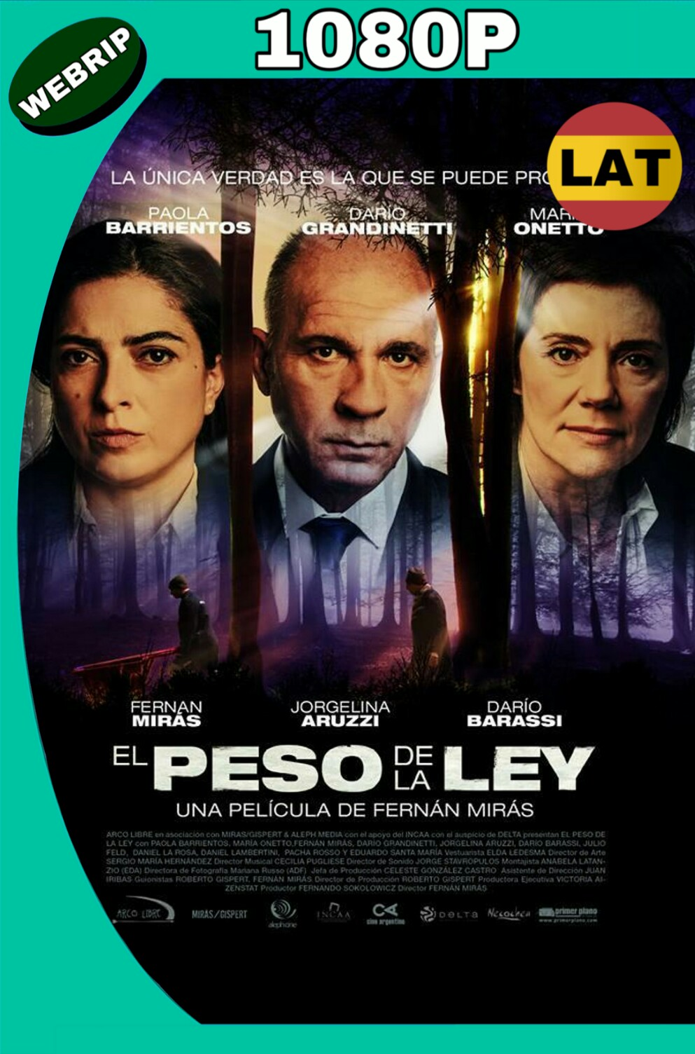 EL PESO DE LA LEY (2017) WEBRIP 1080P LATINO MKV