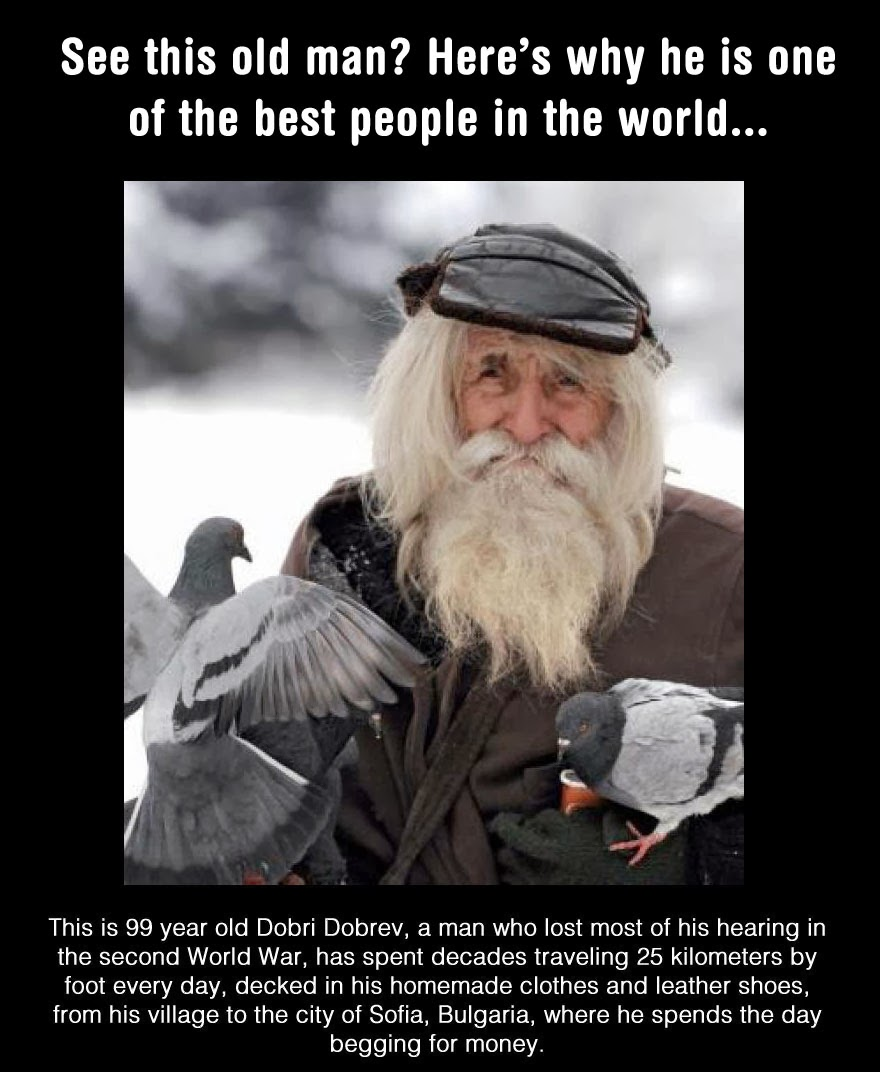 ● why is Dobri Dobrev one of the best people in the world?  Clik in the image ▼