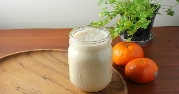 Creamy Citrus Power Boost Smoothie Recipe