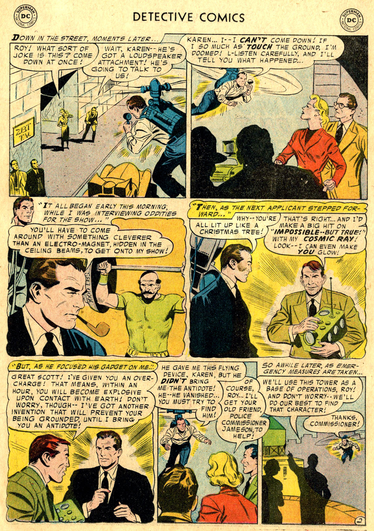 Read online Detective Comics (1937) comic -  Issue #241 - 18
