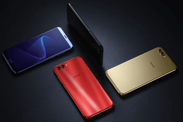 Honor V10 now official