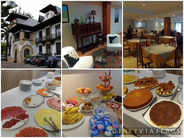 Hotel & Apartamentos Arias. Instalaciones