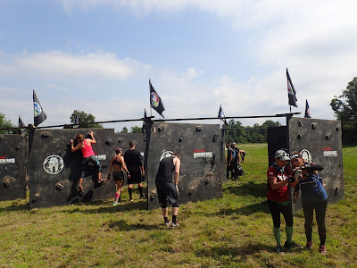 Spartan Race Z Wall