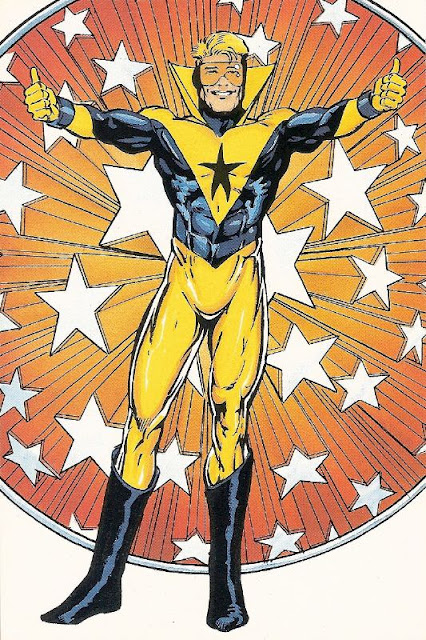 booster gold is coming to the dcmu
