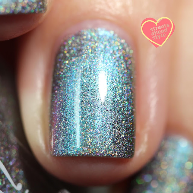 Girly Bits Run Into the Storm swatch by Streets Ahead Style