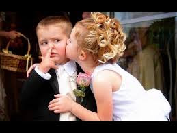 Top latest hd Baby Boy to Girl frist kiss images photos pic wallpaper free download 6