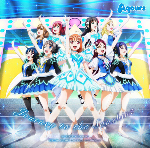 LOVELIVE! SUNSHINE!! SECOND SEASON ORIGINAL SOUNDTRACK