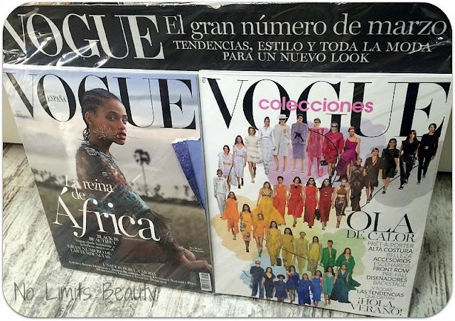 Regalos revistas marzo 2016: Vogue