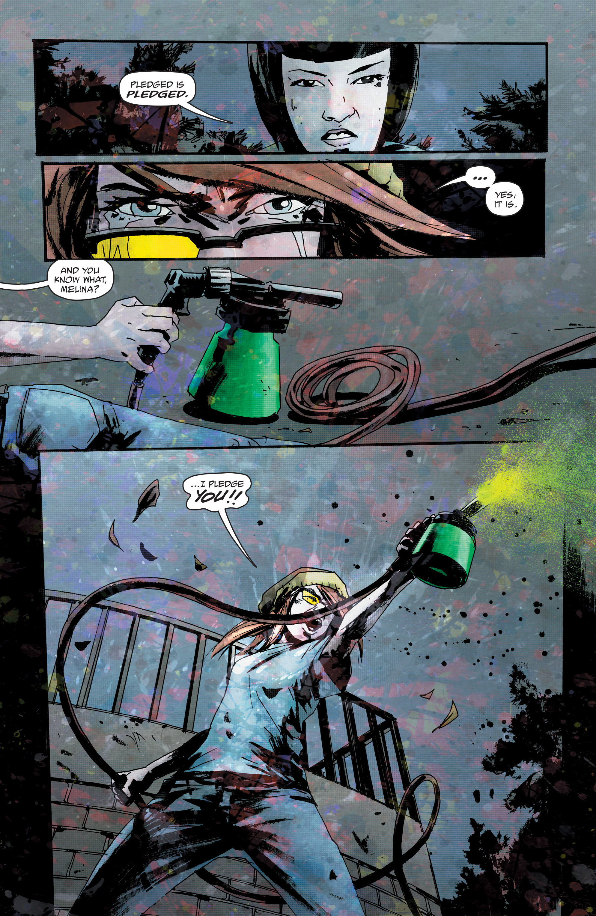 Read online Wytches comic -  Issue #6 - 29