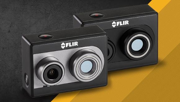 FLIR Duo Dünyanın ilk termal aksiyon kamerası