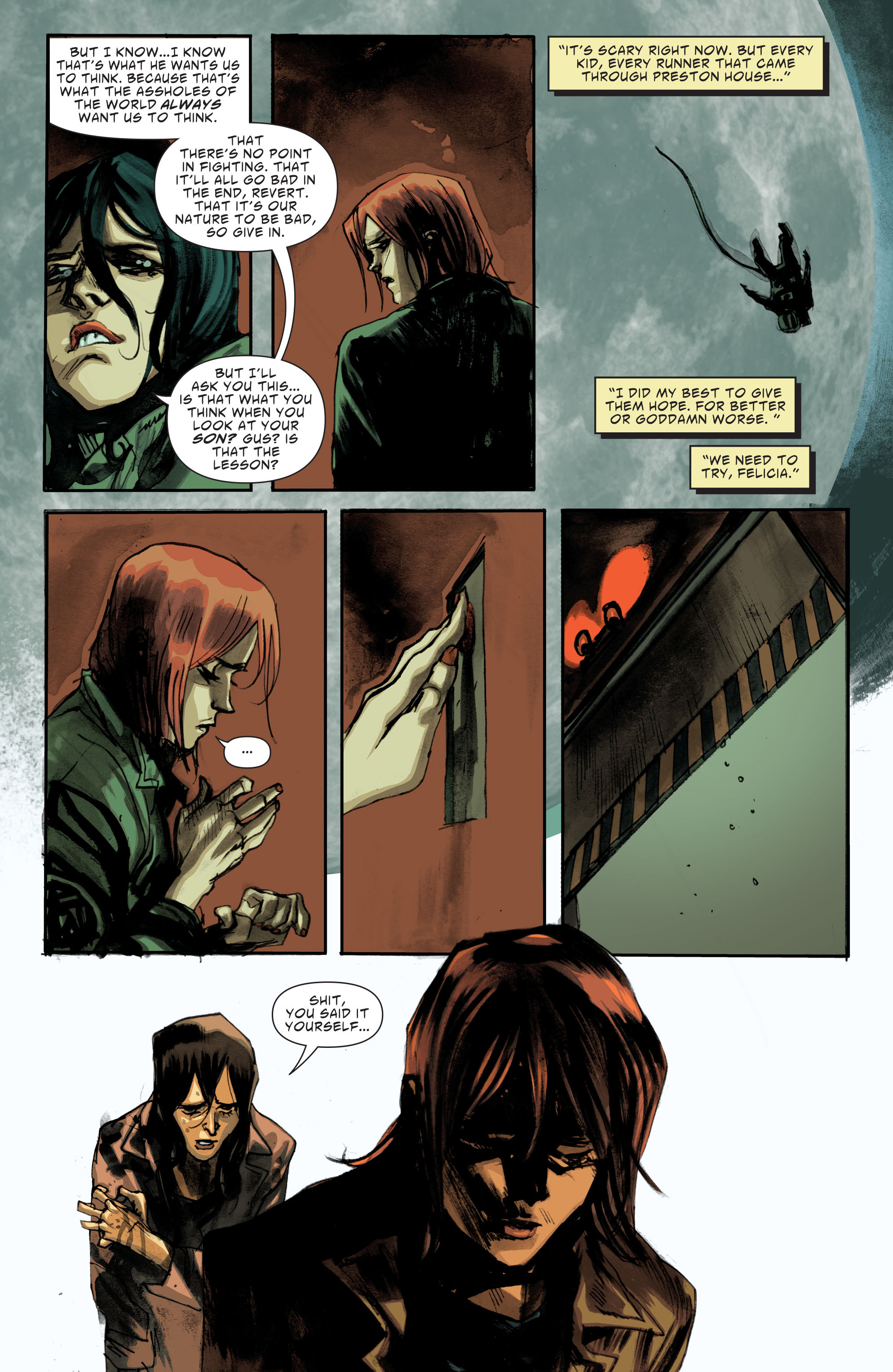Read online American Vampire: Second Cycle comic -  Issue #10 - 13