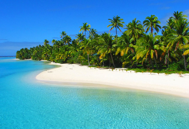 Tropical Island Getaways: 15 Best Tropical Vacations In The World