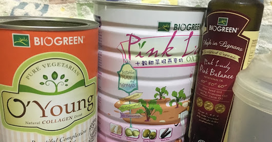 [Self-care] Taking plant-based collagen nutritious mixed beverage