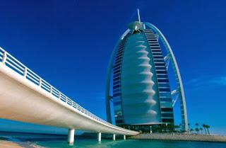 Burj Al Arab : Hotel Mewah Bintang 7 di Dubai