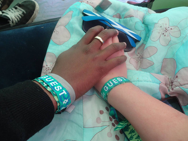 lost village festival wristbands