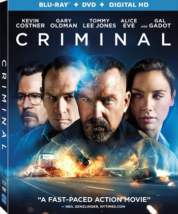 Criminal 2016 English Bluray Download