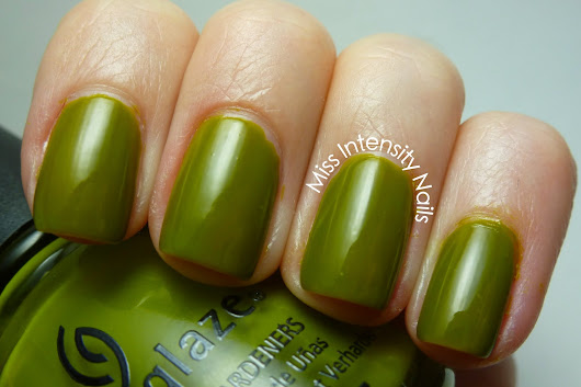 Swatch - China Glaze Budding Romance