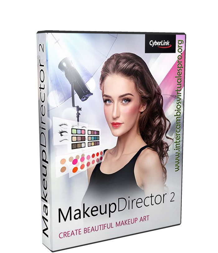 CyberLink MakeupDirector Deluxe 2.0.1827.62005 poster box cover