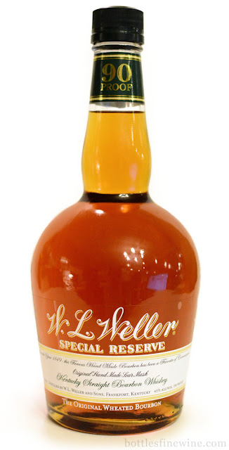 WL Weller Wheated Bourbon Whiskey Review