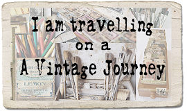 I am a winner at A Vintage Journey