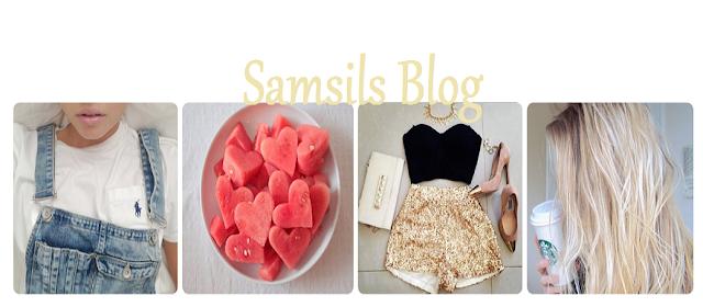 Post gościnny- Samsils Blog :)