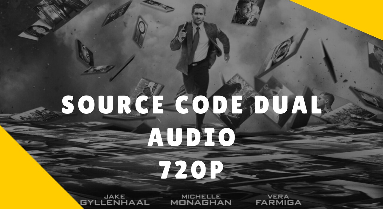 Source Code 2011 Full Movie (hindi) Dual Audio 720p BluRay Download