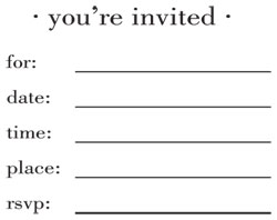 You Re Invited Template. you re invited template in youre invited ...
