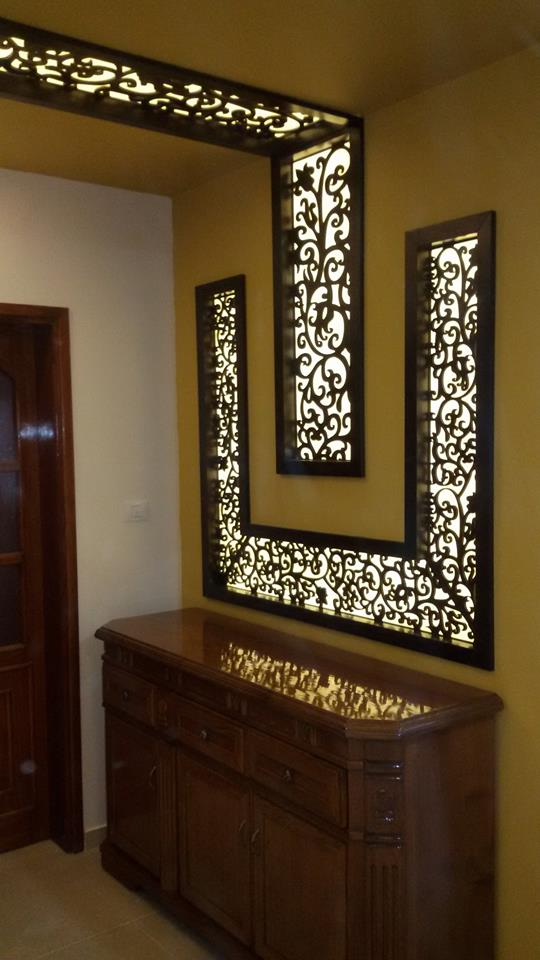 Modern Interior CNC Decoration That Will Make Your House