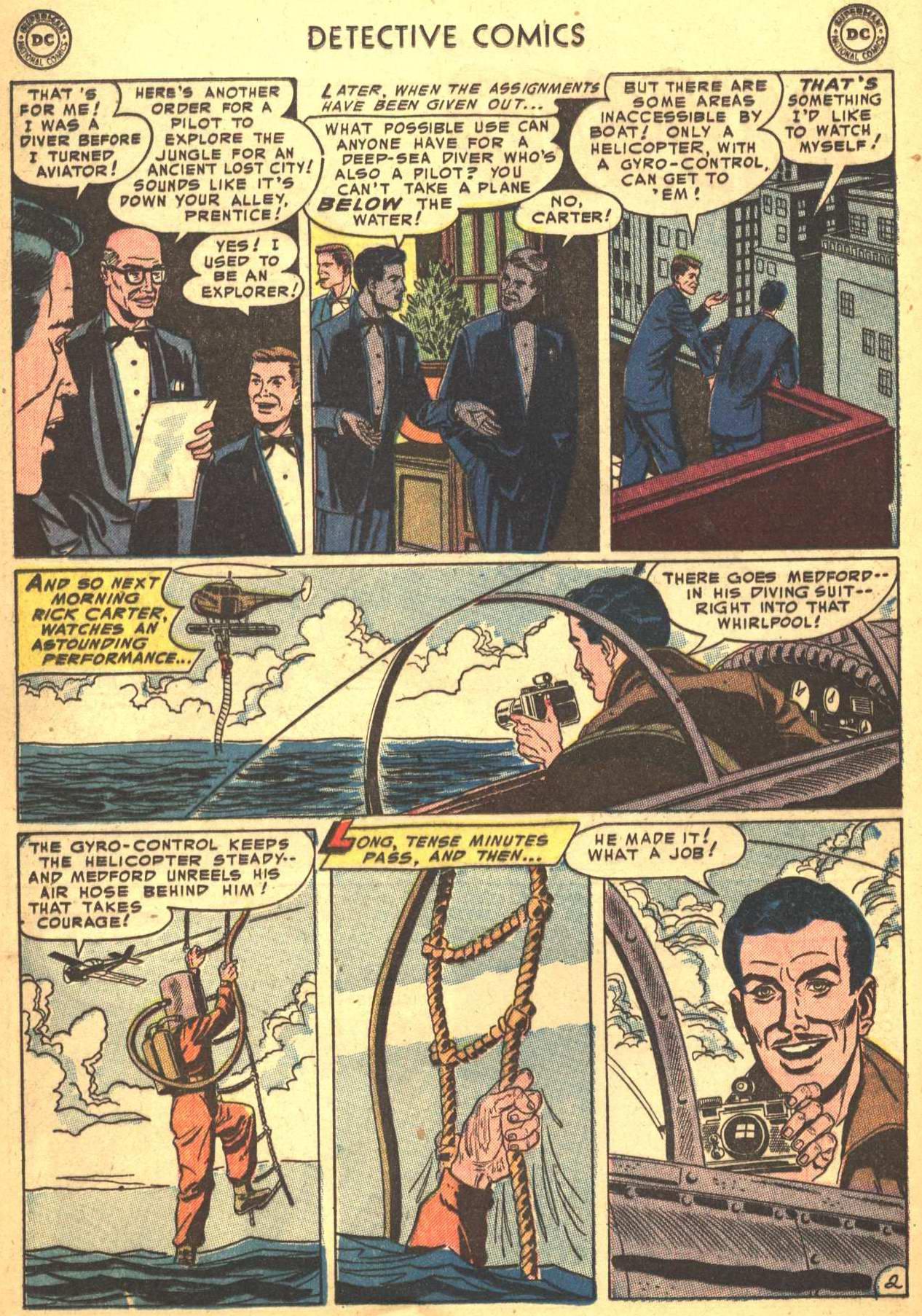 Read online Detective Comics (1937) comic -  Issue #206 - 23