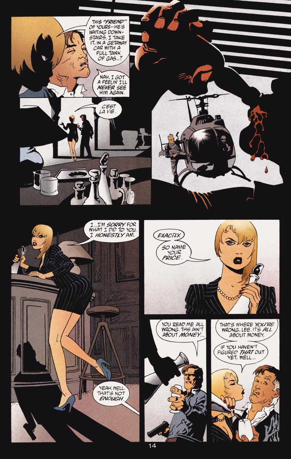 Read online 100 Bullets comic -  Issue #5 - 16