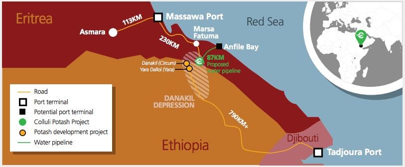 <Eritrea: Danakali&rsquo;s advanced potash project is a cut above the rest