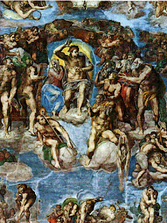 Sistine Chapel: Last Judgement