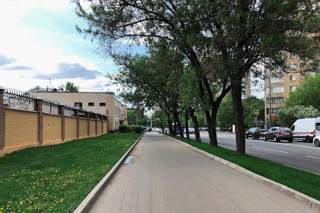 улица Маршала Бирюзова